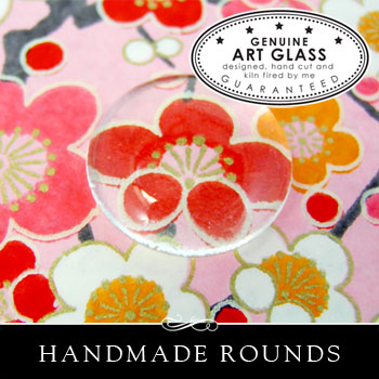 Glass Rounds