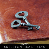 Small Skeleton Keys