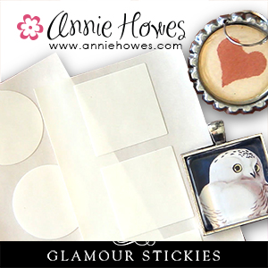 Glamour Stickies