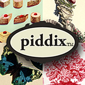 Piddix Instant Collage Sheets